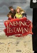 Okładka książki - Tajemnica testamentu