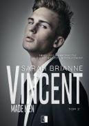 Okładka książki - Vincent