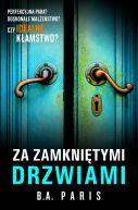 Okładka książki - Za zamkniętymi drzwiami