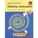 Okładka - Zadania maturalne. Język niemiecki. Testy dla poziomu podstawowego