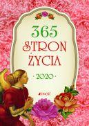 Okładka książki - 365 stron życia 2020