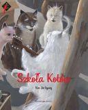 Okładka książki - Szkoła kotów. Tajemnica Kryształowej Groty