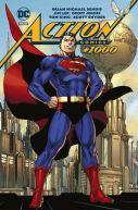 Okładka ksiązki - Superman Action Comics #1000