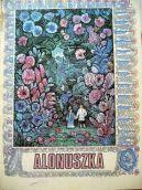 Okładka - Alonuszka: rosyjskie baśnie ludowe