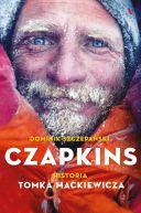 Okładka książki - Czapkins. Historia Tomka Mackiewicza