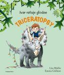 Okładka - Ivar ratuje głodne triceratopsy