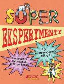 Okładka ksiązki - SUPEReksperymenty