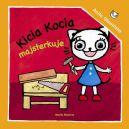 Okładka ksiązki - Kicia Kocia majsterkuje
