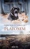 Okładka - Dialogi z czarnym Platonem