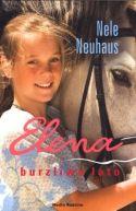Okładka ksiązki - Elena. Lato zmian