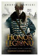 Okładka książki - Honor Legionu