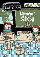 Okładka książki - Tajemnica szkoły