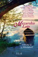 Okładka książki - Mazurskie Lato