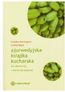 Okładka książki - Ajurwedyjska książka kucharska