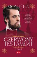Okładka ksiązki - Czerwony testament, tom 1