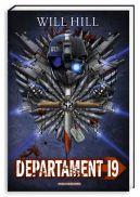 Okładka ksiązki - Departament 19