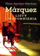 Okładka książki - Marquez. Listy i wspomnienia