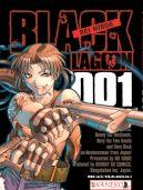 Okładka książki - Black Lagoon tom 1