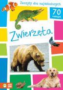 Okładka książki - Zeszyty dla najmłodszych. Zwierzęta