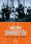 Okładka książki - Warszawa skamandrytów