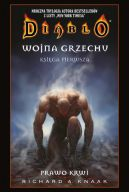 Okładka książki - Diablo. Wojna grzechu: Prawo krwi