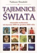 Okładka książki - Tajemnice świata