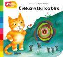 Okładka - Ciekawski kotek. Akademia mądrego dziecka. A to ciekawe