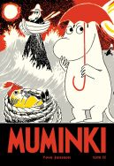 Okładka - Muminki. Tom 2