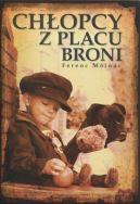 Okładka książki - Chłopcy z placu broni