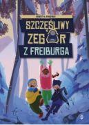 Okładka książki - Szczęśliwy zegar z Freiburga