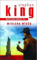 Okładka ksiązki - Mroczna wieża