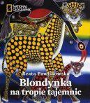Okładka książki - Blondynka na tropie tajemnic