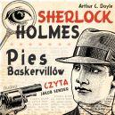 Okładka książki - Sherlock Holmes: Bies Baskervillów