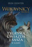 Okładka ksiązki - Tygrysia Gwiazda i Sasza. W kniei /Nowa Baśń/