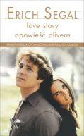 Okładka książki - Love story & Opowieść Olivera