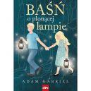 Okładka - Baśń o płonącej lampie