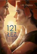 Okładka ksiązki - 121 łez