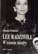 Okładka książki - Lee Radziwiłł. W cieniu siostry