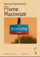 Okładka ksiązki - Piwne Mazowsze