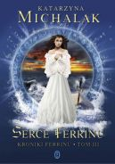 Okładka ksiązki - Serce Ferrinu