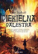 Okładka książki - Piekielna Palestra