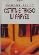 Okładka - Ostatnie tango w Paryżu