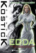 Okładka - EDDA. III tom trylogii KRONIKI AWATARÓW