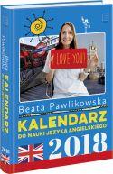 Okładka książki - Kalendarz do nauki języka angielskiego