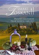 Okładka ksiązki - Smaki Toskanii