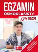 Okładka - Egzamin ósmoklasisty. Język polski