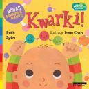 Okładka ksiązki - Kwarki! Akademia mądrego dziecka. Bobas odkrywa naukę