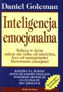 Okładka ksiązki - Inteligencja emocjonalna. Sukces w życiu...