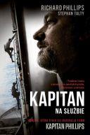 Okładka książki - Kapitan. Na służbie