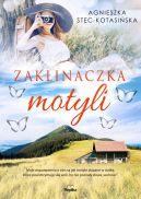 Okładka książki - Zaklinaczka motyli